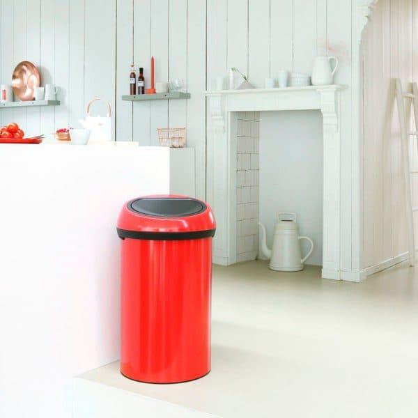 мусорный бак для квартиры