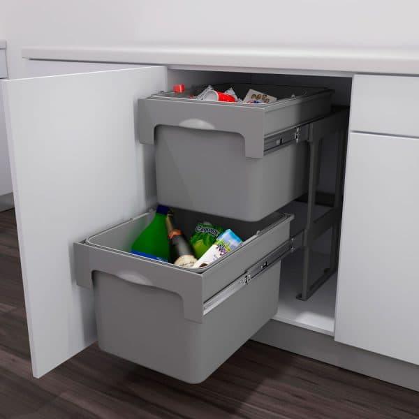 Ящик для мусора для квартиры