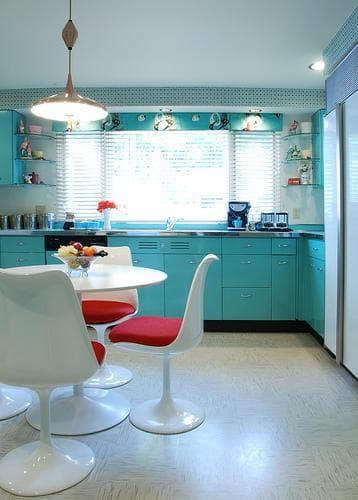 цвет кухни сочетание цветов на кухне
