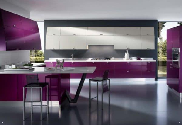 В какой цвет покрасить стены кухни