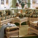 Плетеная мебель Икеа для кухни: создаем необычный интерьер