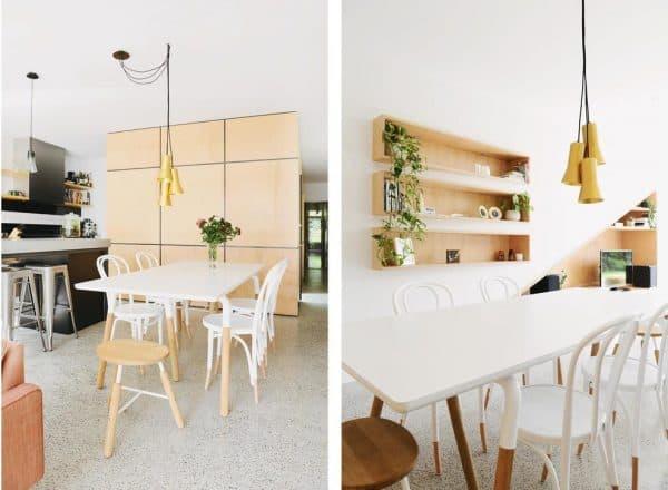 венский стул в скандинавском стиле