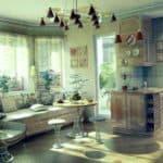 Маленький диван на кухню: большой плюс к комфорту