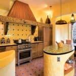 Рекомендации по планировке кухни в частном доме
