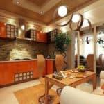 Кухня в эко стиле: погрузитесь в природу по полной