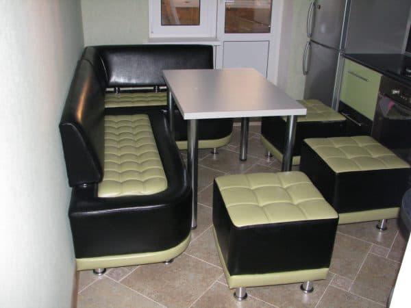 сиденья для кухонных уголков
