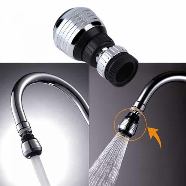 водосберегающие насадки на кран