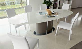 красивые столы для кухни