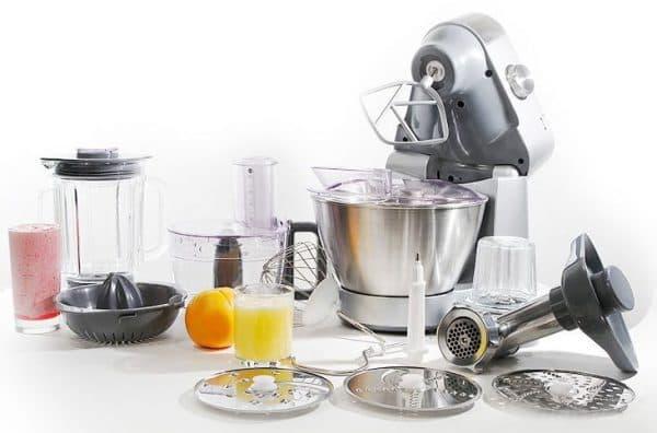 многофункциональный кухонный комбайн