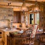 Дизайн кухни в частном доме: сердце вашего мира