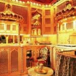 Элегантная вычурность кухни в марокканском стиле