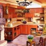 Столешница угловая для кухни: научитесь рационально использовать пространство