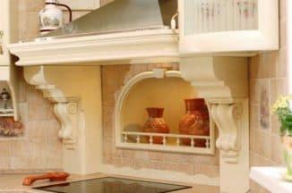 Как установить вытяжку на кухне