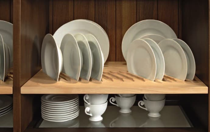 Шкаф для посуды на кухню