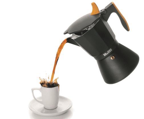 индукционная кофеварка для молотого кофе