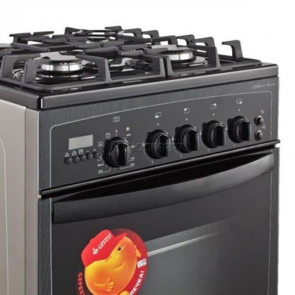 комбинированная плита гефест с электрической духовкой