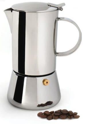 гейзерная кофеварка для индукционной плиты BergHoff