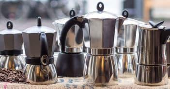 кофеварка гейзерного типа для индукционной плиты