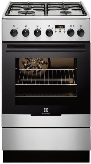 комбинированные кухонные плиты Electrolux