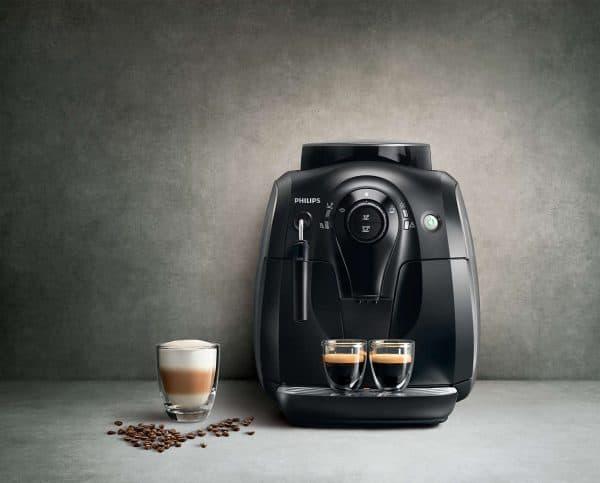 кофейный аппарат Philips HD8649/01