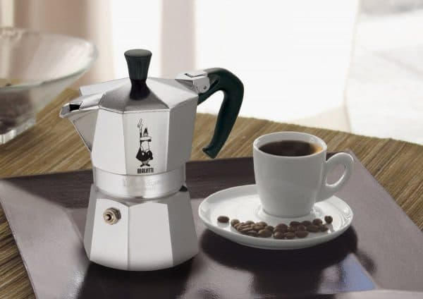 электрическая гейзерная кофеварка Bialetti Bialetti Moka Timer