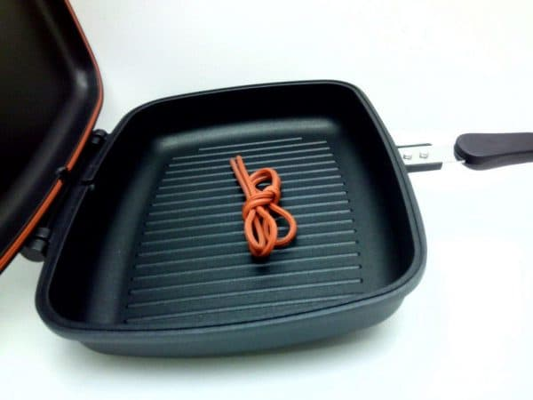 двухсторонняя сковорода Мастер-гриль
