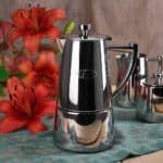 Как выбрать гейзерную кофеварку для газовой плиты