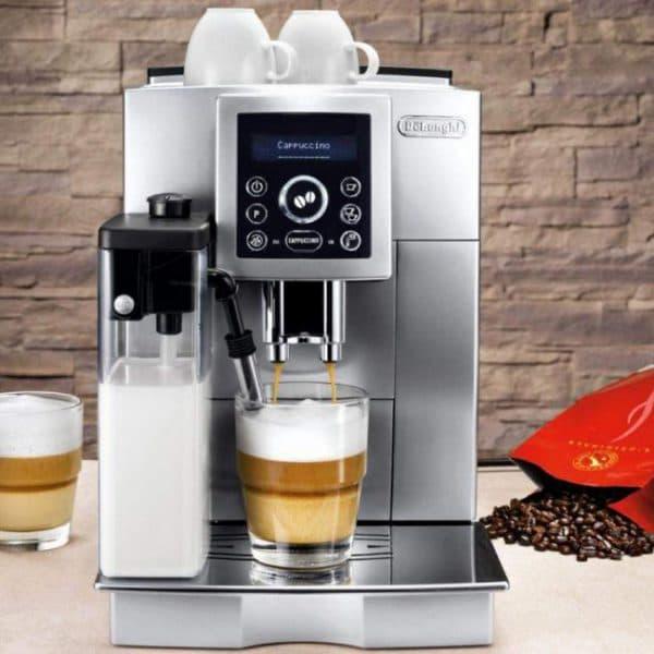 автоматические кофейные аппараты для дома