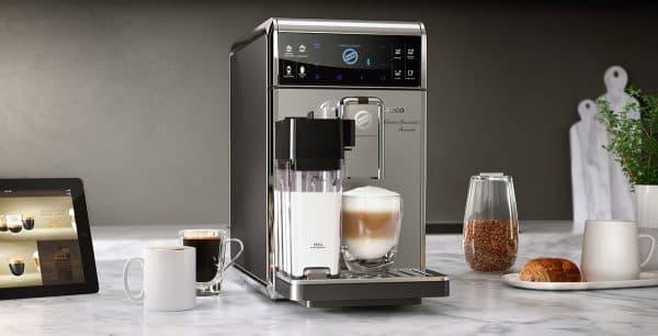кофейный аппараты с капучинатором для дома