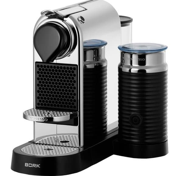 кофейный аппарат BORKC532 CitizSilver