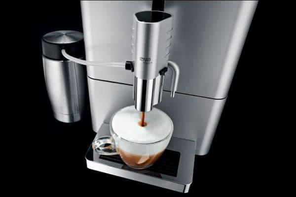 кофейный аппарат Jura ENA Micro 90 silver