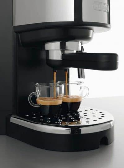 рожковая кофеварка для дома DeLonghi EC 7