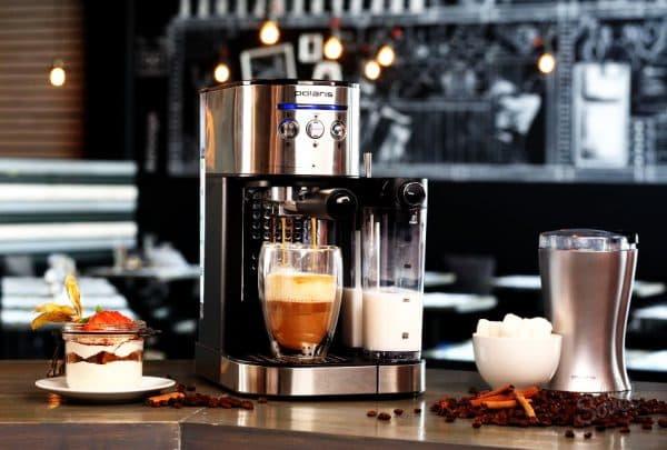 кофеварка для молотого кофе для дома