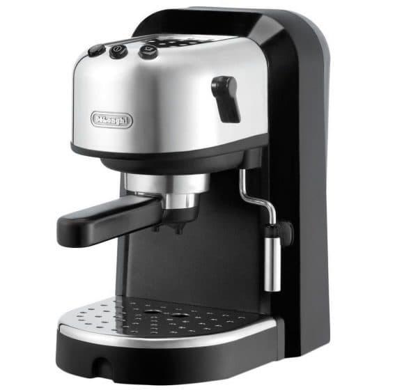 помповая кофеварка для молотого кофе
