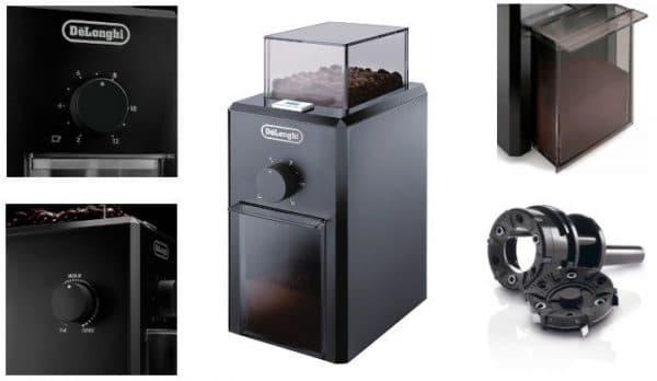 электрическая кофемолка Delonghi KG 79