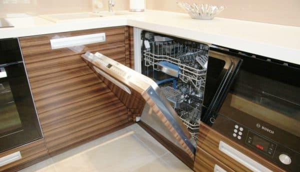 фасад на посудомоечную машину из фанеры