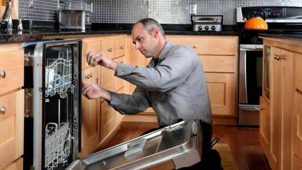 фасад bosch на посудомоечную машину
