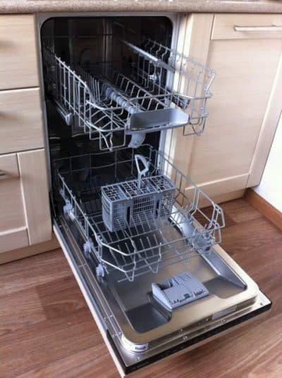 встраиваемая узкая посудомоечная машина Bosch SPV 40х80