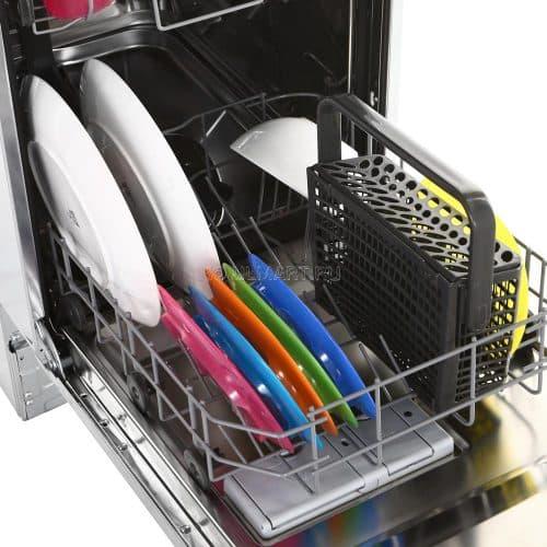 встраиваемая узкая посудомоечная машина Electrolux ESL94200LO