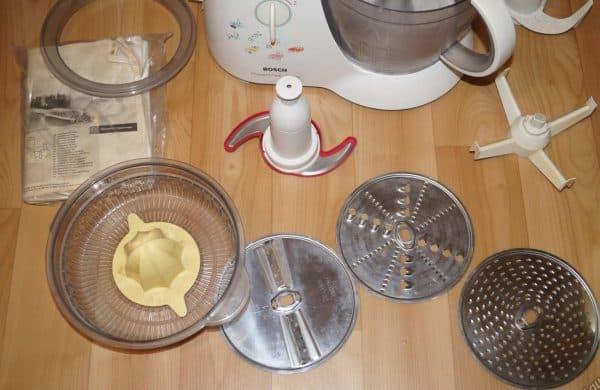 комбайн кухонный многофункциональный с дисковым ножом