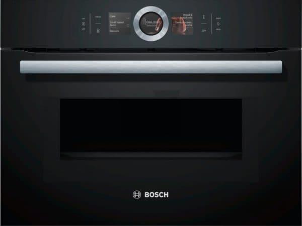 духовка с функцией микроволновки BoschCMG6764B1