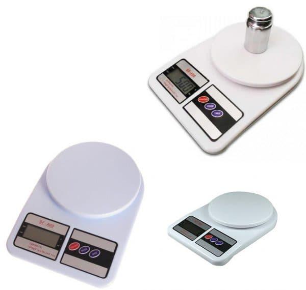механические с жидкокристаллическим дисплеем настольные кухонные весы