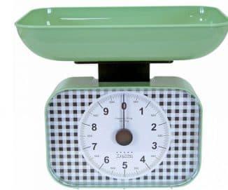 чаша механических настольных кухонных весов