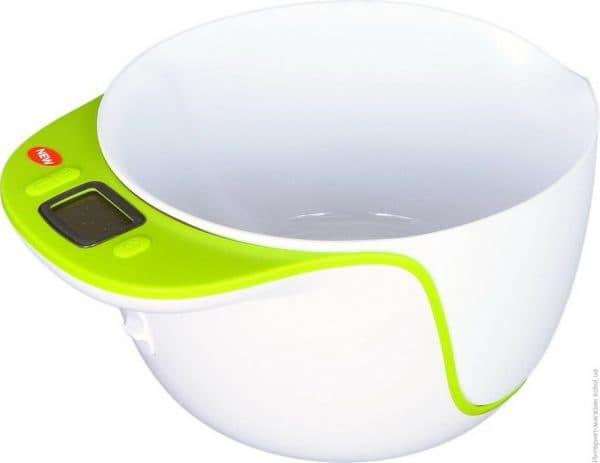механические настольные кухонные весы Vitek VT-2418(W)