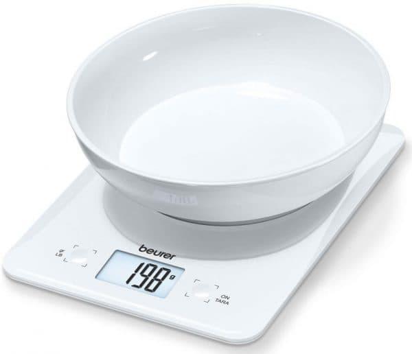 механические настольные кухонные весы BEURER KS54