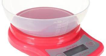 кухонные весы электронные с чашей