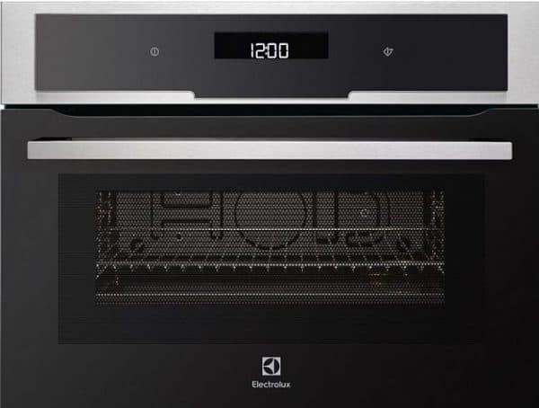 духовка с функцией микроволновки ElektroluxEVY 9760 AOX