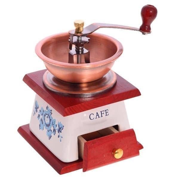 ручные механические кофемолки