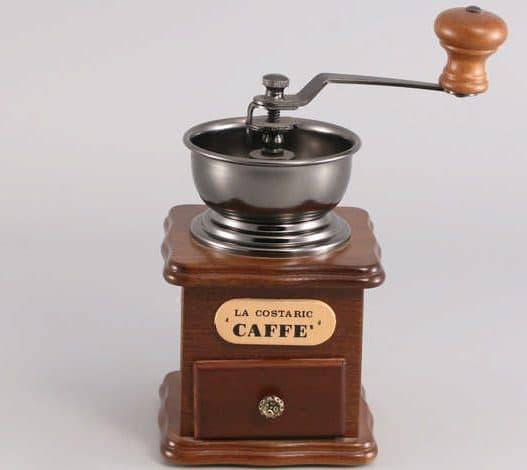 ручная механическая кофемолка Gipfel «Volans»