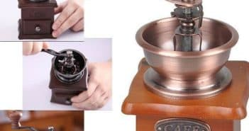 кофемолки ручные механические